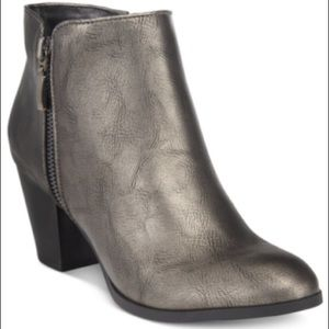 The Style & Co. heeled Jamila ankle boot